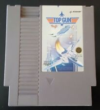 Konami Top Gun Nintendo Nes Game