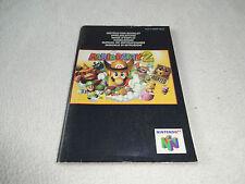 Mario Party 2 Anleitung, Beschreibung, Booklet, Manual NUS-P-NMWP-NEU6