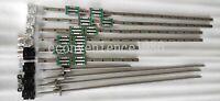 HGR15-1200/HGR20-1155/1220mm Linear Rail & RM1204/RM1610 Ballscrew Kit