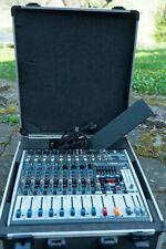 Behringer Xenyx X1222 USB 12-Kanal Mischpult, 48V Phantomspeisung, Rackmontage