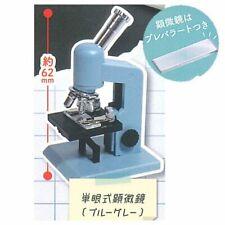 J.Dream Capsule Gashapon Mini Microscope Laboratory 2 re-ment No.02