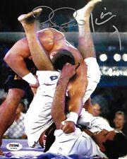 Royce Gracie & Kimo Leopoldo Signed UFC 3 8x10 Photo PSA/DNA Picture Autograph 1