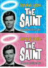 THE SAINT PROMOTIONAL CARDS P1 AND P2