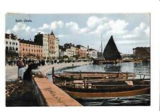 s35716 Split Obala 1924 PC from Split to Ceskoslovensko