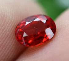 1.153 CT Ruby Certificate Red Natural Oval Shape Loose Gemstone Rubies Ruby