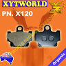 Front Brake Pads for Yamaha XT600 XT 600 Z Tenere 1984
