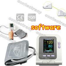 Digital Upper Arm Blood Pressure Pulse Blood Pressure Monitor,colour,software,CE