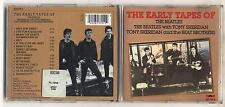 Cd The early tapes of THE BEATLES with Tony Sheridan - PERFETTO Beat Brothers