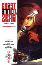 Ghost Station Zero (2017) #2 VF/NM Shari Chankhamma Cover A Image Comics