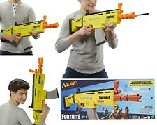 Hasbro Nerf Fortnite AR L 11120464 NERF - Fortnite AR-L (SCAR) Dartblaster