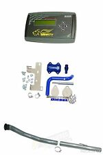 Smarty Junior  DPF EGR Delete Flo Pro Egr kit 2007 - 2012 6.7 Dodge fits Cummins