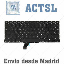 "Keyboard Spanish for MACBOOK PRO Retina 2014 13"" MGX72LL/A A1502 WITHOUT BACKLIG"