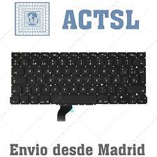 Teclado Español para MACBOOK PRO A1502 2014 WITHOUT BACKLIGHT