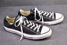 CB310 Converse All Star Classic Chucks Low-Top Sneaker Gr. 49 Canvas schwarz