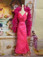 RARE VARIANT  Vintage Barbie Doll SUPERSTAR Original Gown/ Boa  #9720 Great Cond