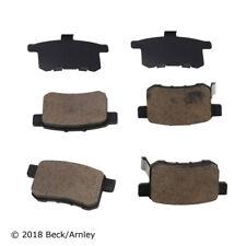 Disc Brake Pad fits 2008-2009 Honda Accord  BECK/ARNLEY