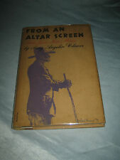 From An Altar Screen by Fray Angelico Chavez 1st/1st 1957 HCDJ New Mexico
