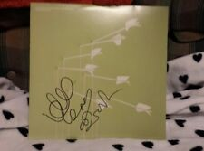ISAAC BROCK signed GOOD NEWS FOR PEOPLE WHO LOVE BAD NEWS Vinyl LP MODEST MOUSE