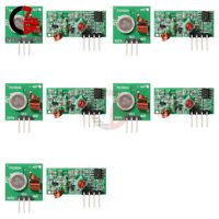 1/2/5/10/20PCS 433Mhz RF Transmitter And Receiver link WL RF kit For Arduino/ARM
