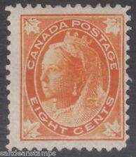 CANADA - 1897 8c. Orange - MM / MH