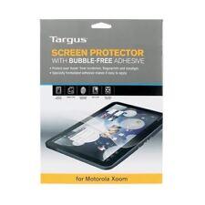 "TARGUS MOTOROLA XOOM LCD Screen Protector adesivo senza bolle XOOM 10.1"" Tablet"