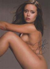 Summer Glau (Full Nude) Firefly Serenity Terminator Arrow RARE SIGNED RP 8X10!!