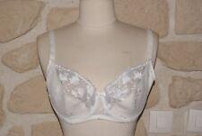 soutien-gorge blanc neuf taille 75 D marque MJTOLAS