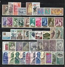 ESPAÑA. Año: 1963. Tema: AÑO COMPLETO EN NUEVO. (Sin escudos).