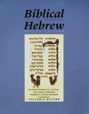 Biblical Hebrew, Second Edition [Yale Language Series]