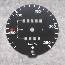 Tachoblatt  passend für Porsche 911 1969-74 NEU