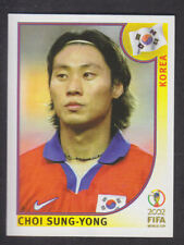 Panini - Korea Japan 2002 World Cup - # 249 Choi Sung-Yong - South Korea