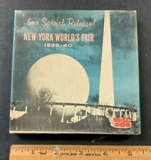 1940 SELECT FILM LIBRARY NEW YORK WORLD'S FAIR 8MM SPECIAL RELEASE FEATURE