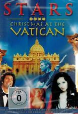 DVD - Stars - Christmas At The Vatican - Al Bano, Manhattan Transfer u.a.
