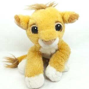 Simba Floppy plush soft toy The Lion King Vintage 1990s