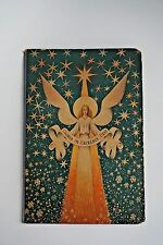 Early 20th C Pop Up CHRISTMAS NATIVITY Czech GLORIA IN EXCELSIS DEO