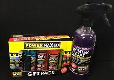 Power Maxed Winter Coat Sealant & gift pack,TFR,JETWASH,TYRETRIM,ALLOYWHEEL,GLAS