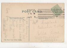 Mrs Coupland Belmont Villas Ella Road West Bridgford Nottingham 1907 327b