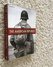BJU Bob Jones 8th grade AMERICAN REPUBLIC 8 Student Text Textbook History 4th Ed