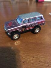 Hot Wheels Star Trek 1988 Jeep Wagoneer