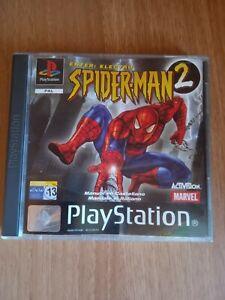 Spiderman 2 Ps1