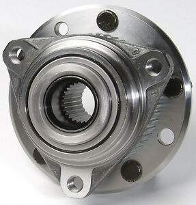 GSP 104061 Hub Assembly Front Various GM 1990-97
