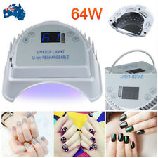 2019 30000RPM Electric Nail Art Drill Machine Manicure Pedicure Acrylic 6Bits AU