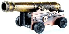 Old Time Naval Deck Cannon Die Cast Metal Collectible Pencil Sharpener