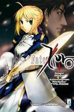 FATE/ZERO volumi da 1 a 14 [di 14] completa ed. star comics manga STAY NIGHT