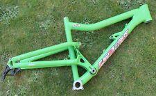 Santa Cruz Bullit 2 Frame Green Custom Freeride All Mountain Bike Frame MK2