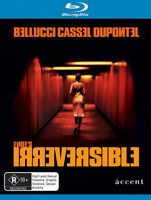 Irreversible (Blu-ray) - The Accent Films Collection - ACC0366 - Limited Stock