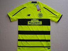 CELTIC de GLASGOW Maillot 2015/16 new balance taille S-NEUF -