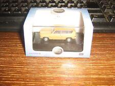 Oxford Diecast 76ALL003 Austin Allegro Harvest Gold