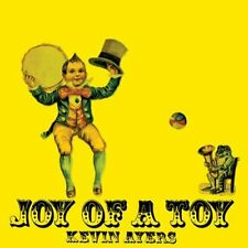 `Ayers, Kevin`-Joy Of A Toy (Limited Edition Opaque Yellow Vinyl) VINYL LP NEW