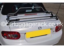 Mazda MX5 MK3 Stainless Steel Boot Luggage Rack Carrier - Stunning Design
